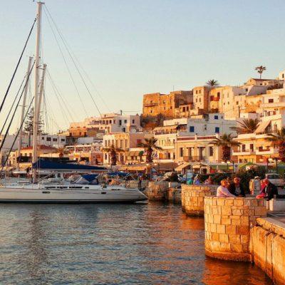 naxos boat trips